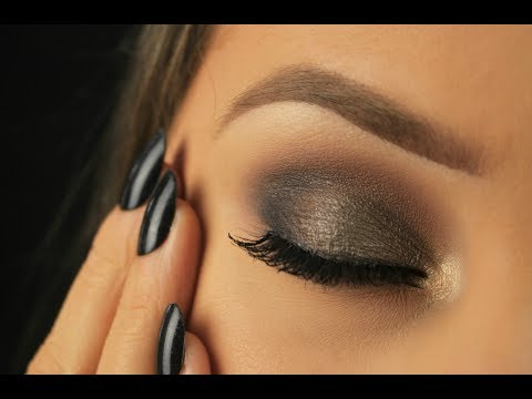 Beginners Cool Toned Smokey Eye   Eimear McElheron