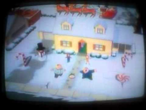 Family Guy All I Really Want For Christmas video
