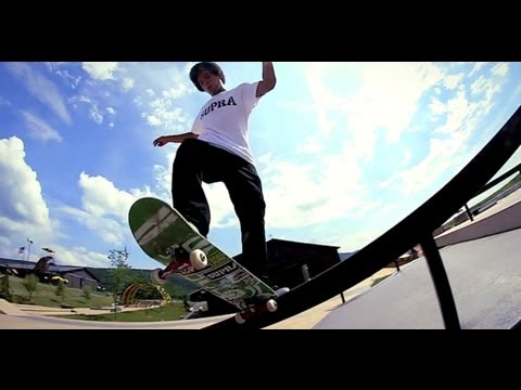 KEVIN ROMAR - 10 TRICKS WOODWARD EDITION !!!!!
