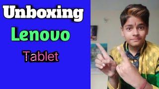 # Lenovo tab 4 10 tablat unboxing # लेनोवो टैबलेट उंबॉक्सिंग