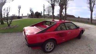 1983 Ferrari Mondial Quattrovalvole ride