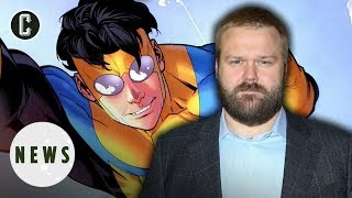 Amazon Studios Gets in the Robert Kirkman Game with Adult Animated Invincible Series