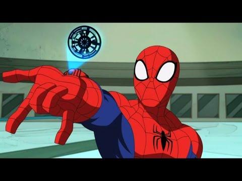 Великий Человек-паук - Железный Осьминог - Сезон 1, Серия 22 | Marvel