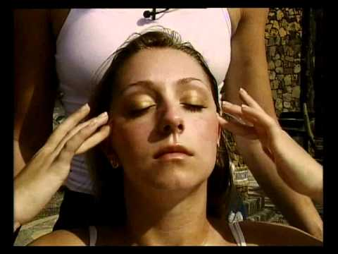 The Face and Skin Health, Beauty and Toning 3-7 Facial massage