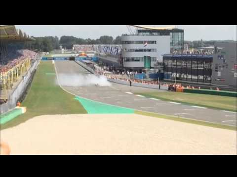Gamma Racing Day 2014 Assen - Redbull Racing Show Run Team - Sébastien Buemi - 03-aug.-2014