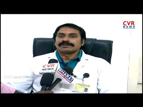 CM Chandrababu Launch Cath Lab in GGH | Guntur | Andhra Pradesh | CVR NEWS