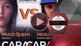 MC MEDUSA VS MUGGI QUEEN