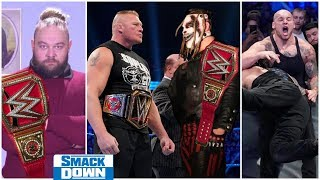 WWE Friday Night Smackdown 1 November 2019 Preview ! WWE Smackdown Preview