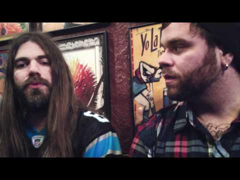 Between the Buried and Me Interview and Mini Rec