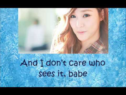 Tiffany SNSD - The Way (Ariana Grande) Lyrics
