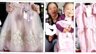 Vlog 592 ll Mua Đồ Cho Bé Yêu Đón Mùa Hè Sôi Động Ở Mỹ.  Summer Clothes for my 17 months daughter