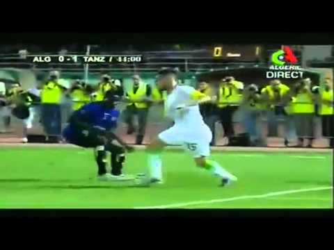 ALGERIA VS TANZANIA--(1-1)--GOALS OF THE MATCH--BLIDA--ALGERIA--03-09-2010 Taifa Stars TV