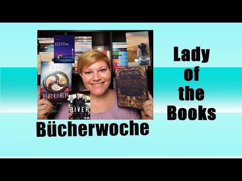 Bücherwoche #5 ~ Bücher, Flop, River, LaLaLand, Westworld, Indie Autoren Festival