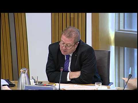 Rural Affairs, Climate Change and Environment Committee - Scottish Parliament: 6th August 2014