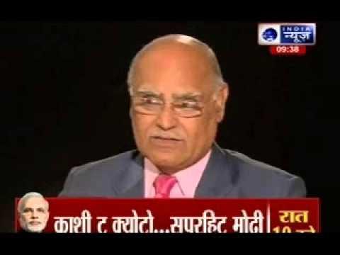 Sachchi Baat: Prabhu Chawla With  Mulayam Singh