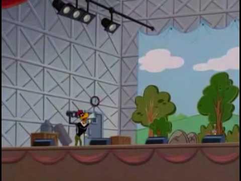 El Pajaro Loco Episodio 2-ánico escénico