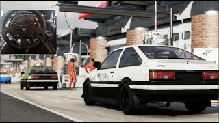 Forza 6 GoPro Career Ep6 - AE86 Life!
