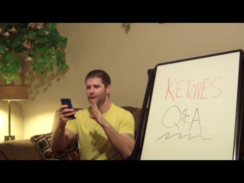 Q&a: Can Ketones Be Stored As Body Fat? And Does Eating Anything At All Stop Ketosis? (part 1) video