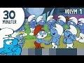30 minuter av Smurfarna • Volym 1 • Smurfarna