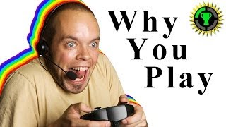 Game Theory: Why You Play Video Games (1 Million Subscriber Special!)