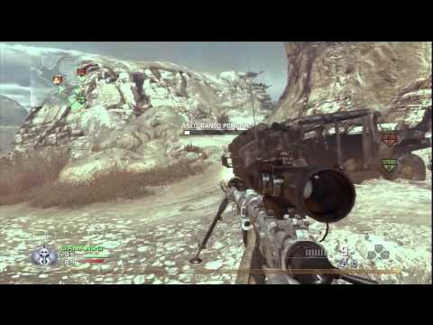 Gameplay Comentado Mw2   aLexBY11  