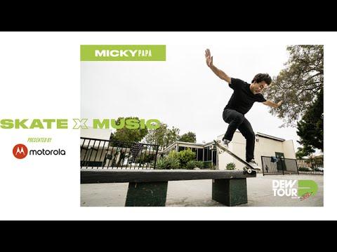 The Sounds of Skateboarders: Micky Papa