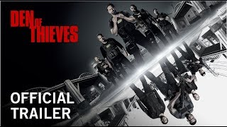 Den Of Thieves - Official Trailer - In Cinemas February 2