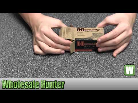 Hornady 45 Automatic Colt Pistol ACP 185Gr XTP 9090 Ammunition Shooting Hunting Unboxing