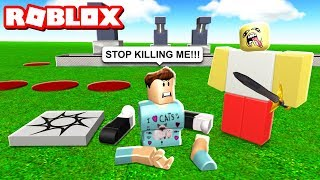 GETTING TROLLED IN A ROBLOX TYCOON