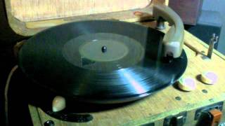The Pearls - Let's You And I Go Steady 78 rpm!