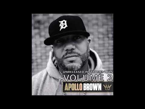 Apollo Brown | The Unreleased Instrumentals, Vol. 2 🎵 (Full Album)