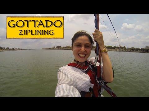 Ziplining Across The Sabarmati    Ahmedabad