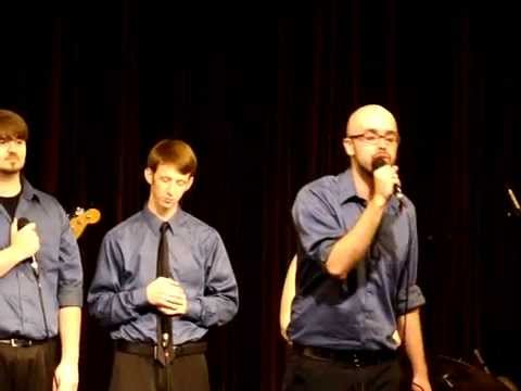 """The Very Thought of You"" ~ Illinois Central College Vocal Jazz"