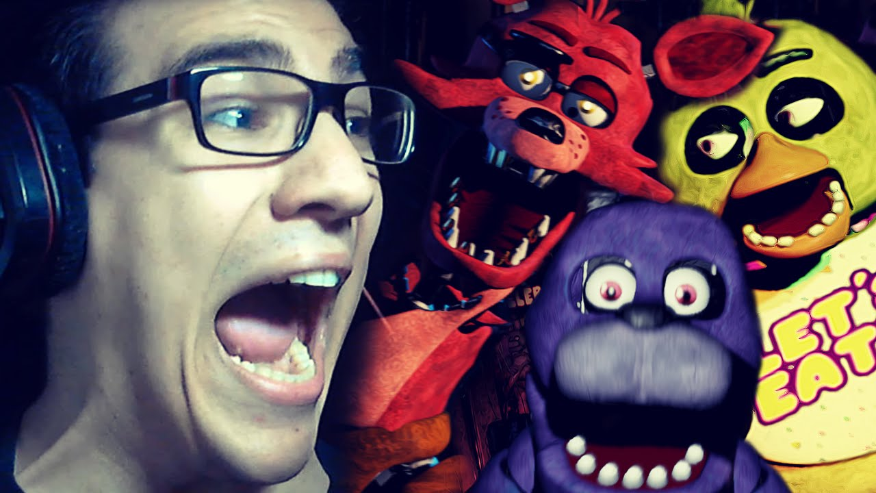 As noites secretas five nights at freddy s final youtube