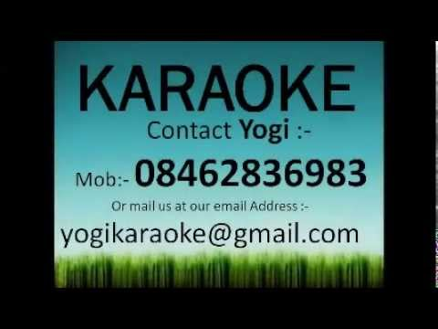 Bole re papihara karaoke track