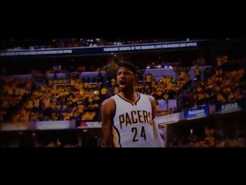 Paul George Indiana Pacers Mix - Bout It  [Reupload]
