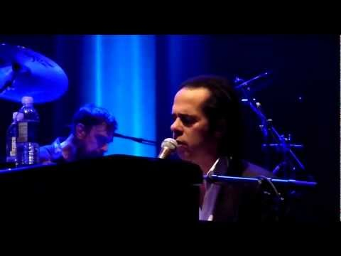 Nick Cave &amp; The Bad Seeds, &quot;People Ain&#039;t No Good&quot;, Chicago Theatre, Chicago, 2013