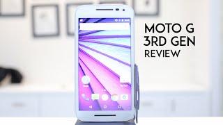 Motorola Moto G (3rd Gen) Video Review