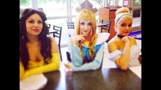 Mean Girls Parody (Disney Princesses)