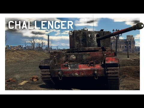 WT: Challenger- Left Behind thumbnail