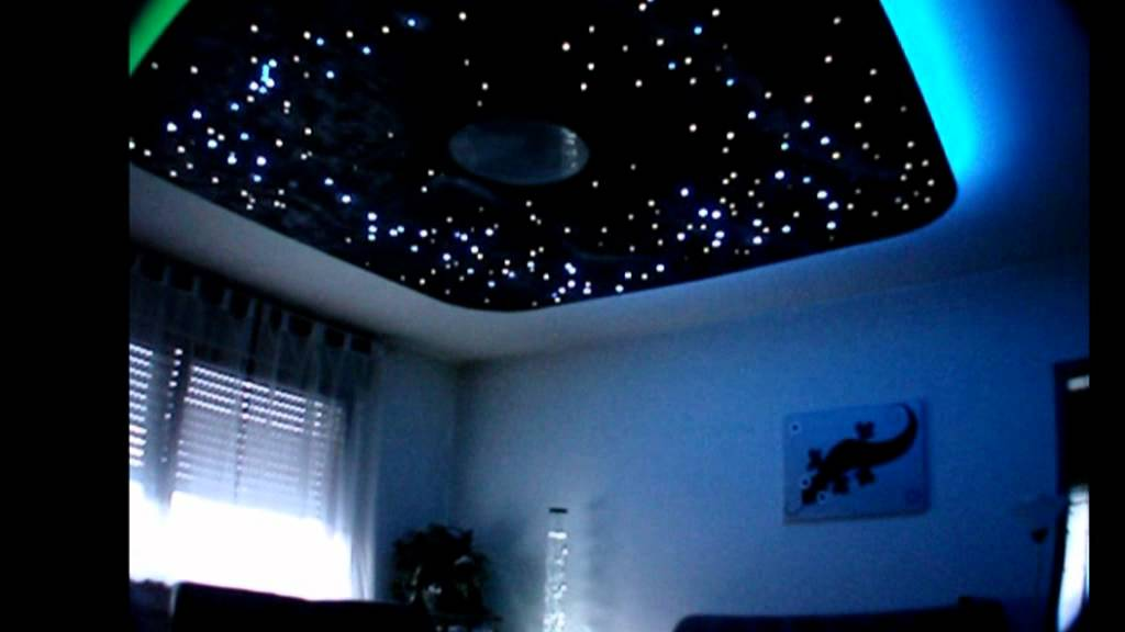 heisey-design LED-Deckensegel.mpg - YouTube