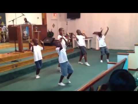 Praise Dance: In the Middle of It