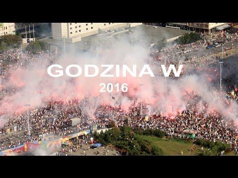 Godzina ,,W,, Warszawa 2016
