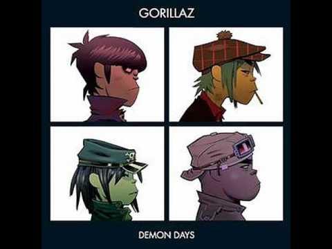 Gorillaz - Deltron Zero