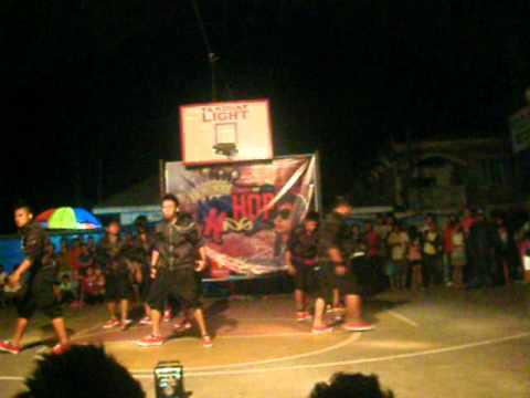 3d movers 1st runner up @ ozamis city