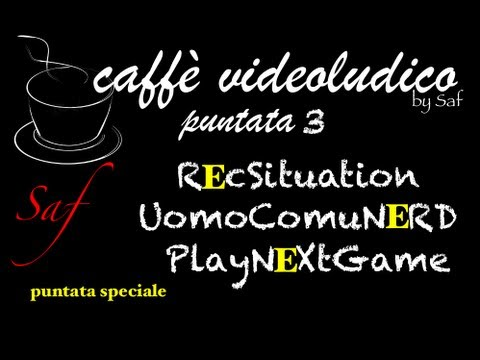 Caffè Videoludico Puntata 3: Speciale E3 2013