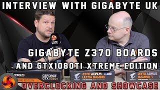 Gigabyte Z370 Aorus Gaming & GTX 1080ti Xtreme Edition Showcase