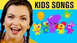Kiki's Music Time   Kids Songs 01   Music Video Show for Toddlers