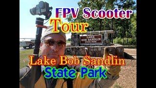 Lake Bob Sandlin State Park, Texas [Official FPV Tour] East Texas RV Camping