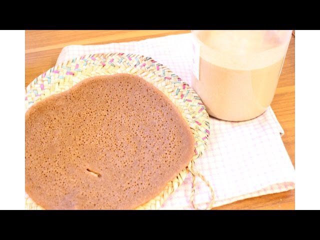 First time making Injera experience | Ethiopian Beauty